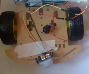 Motion Activated Robot (no Coding )
