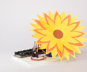 How to Build a DIY Sunflower