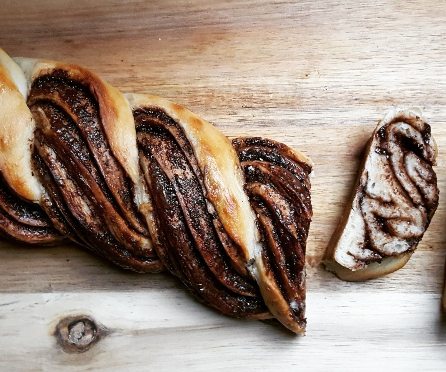 Braided Nutella Bread : 11 Steps (with Pictures ...