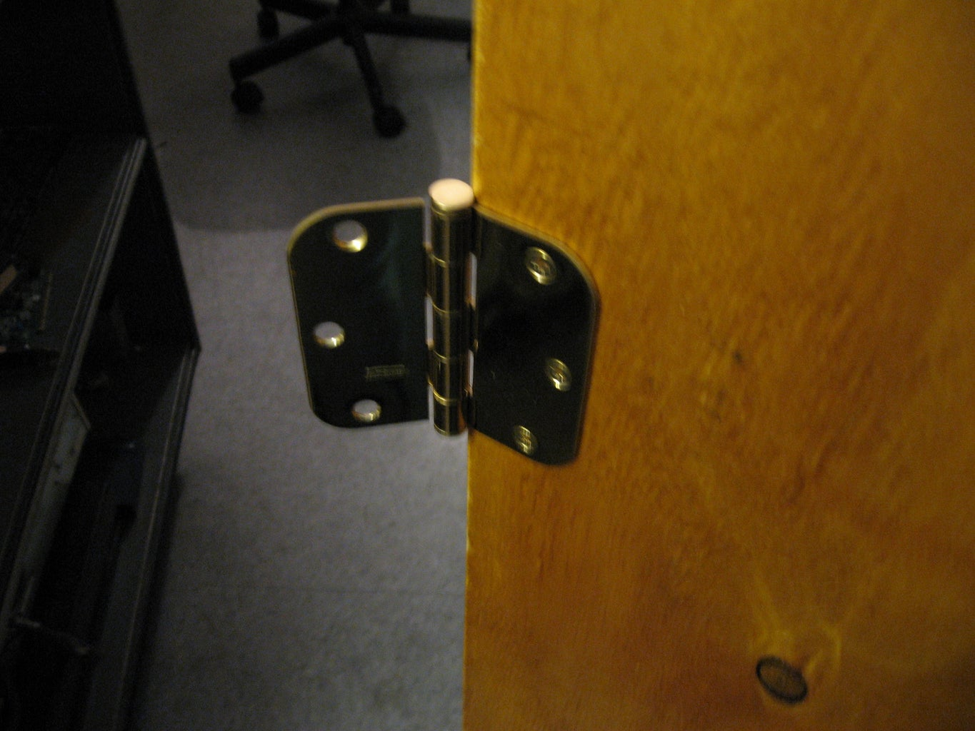 Install Hinges