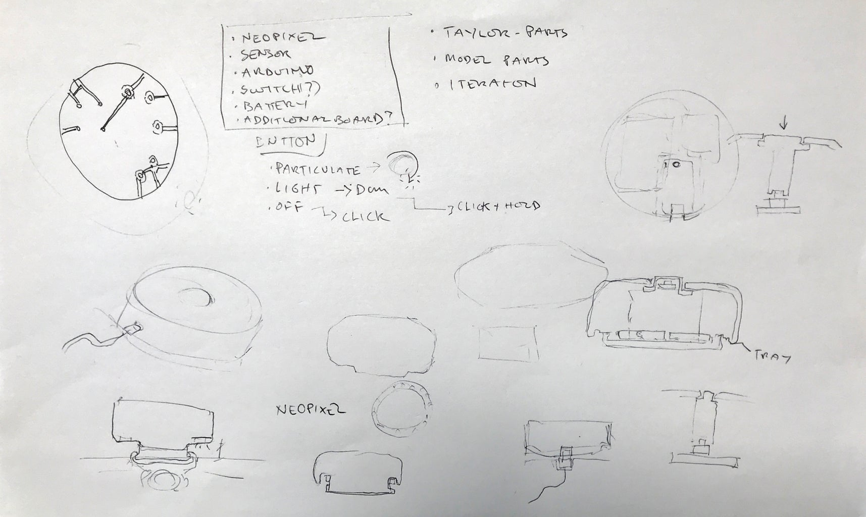 Ideation + Prototyping