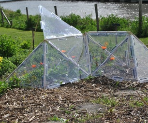 Casa Verde: a Modular Greenhouse