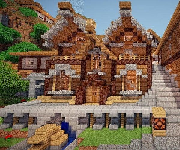 Create a Minecraft Bedrock Server
