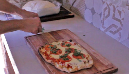 Add Oregano to Tomatoes