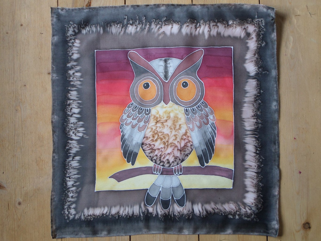 """""""Little Owl"""" Complete!"""