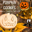 Pumpkin Carving Out of Wood - Pumpkin Cookies I Easy Wood Carving for Beginners