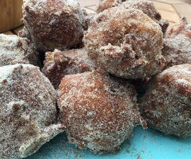 Harvest Apple Fritters