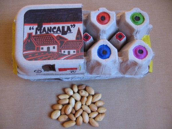 Make Your Own Portable Mancala Set