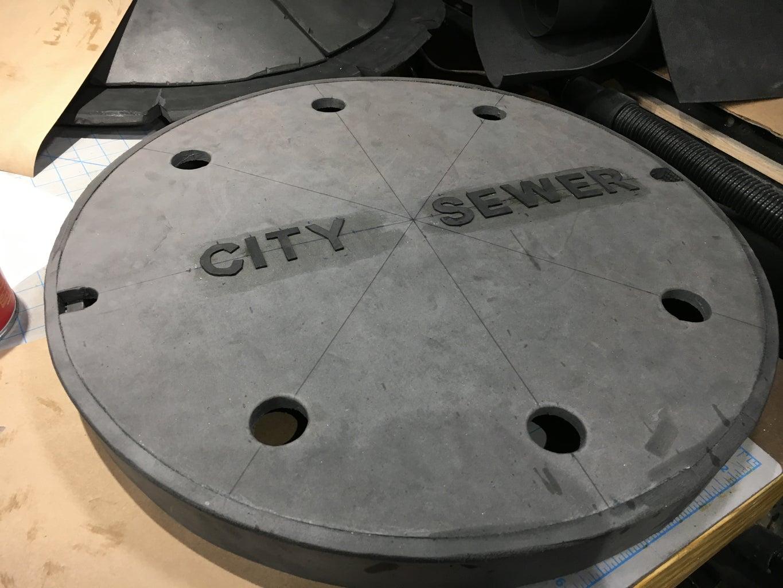 The Manhole Cover