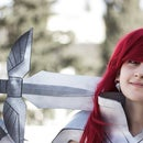Erza Scarlet's Heart Kreuz Armor : Sword