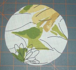 Cutting Your Fabric Circles
