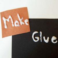 Easy Homemade Glue