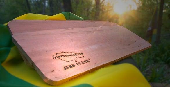 Soak Pimento Wood Sticks