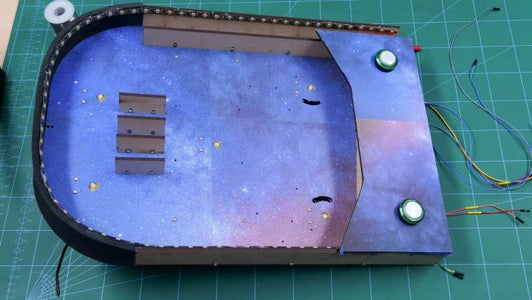 Attaching the Control Panel