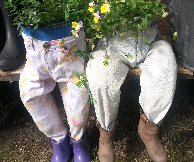 Personable Planter Pants