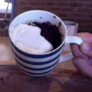 2 Minute Brownie in a Mug