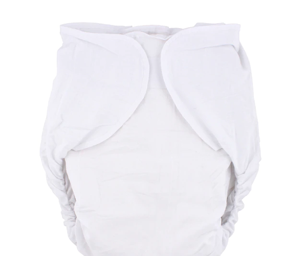 Hide Your Valuables Inside an Old Diaper