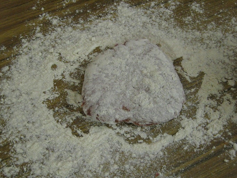 Make Biscuit-dough