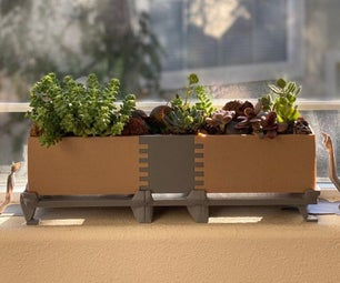 W5: Wide Pot & Generative Tray