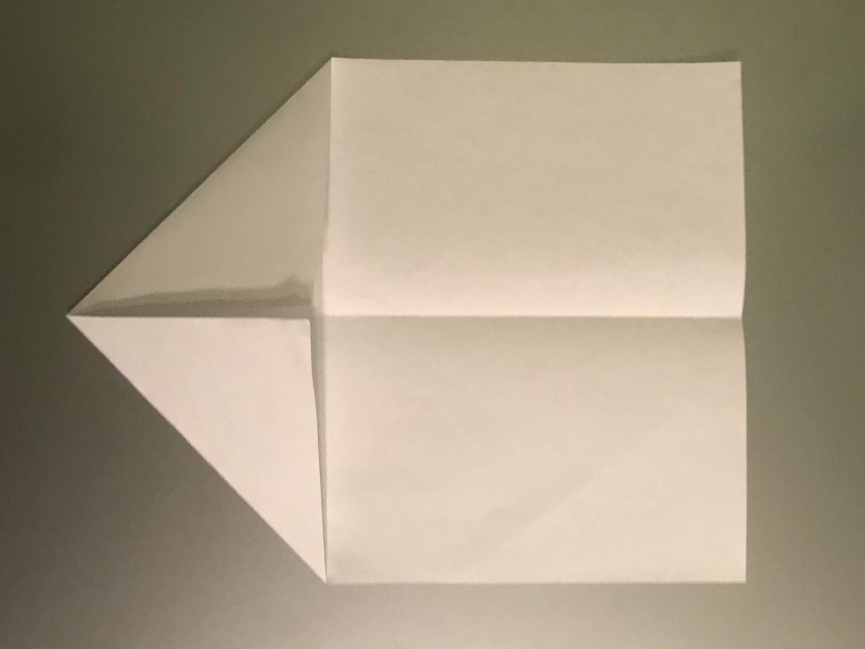 Fold the Second Corner