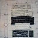 Clean A Computer Keyboard