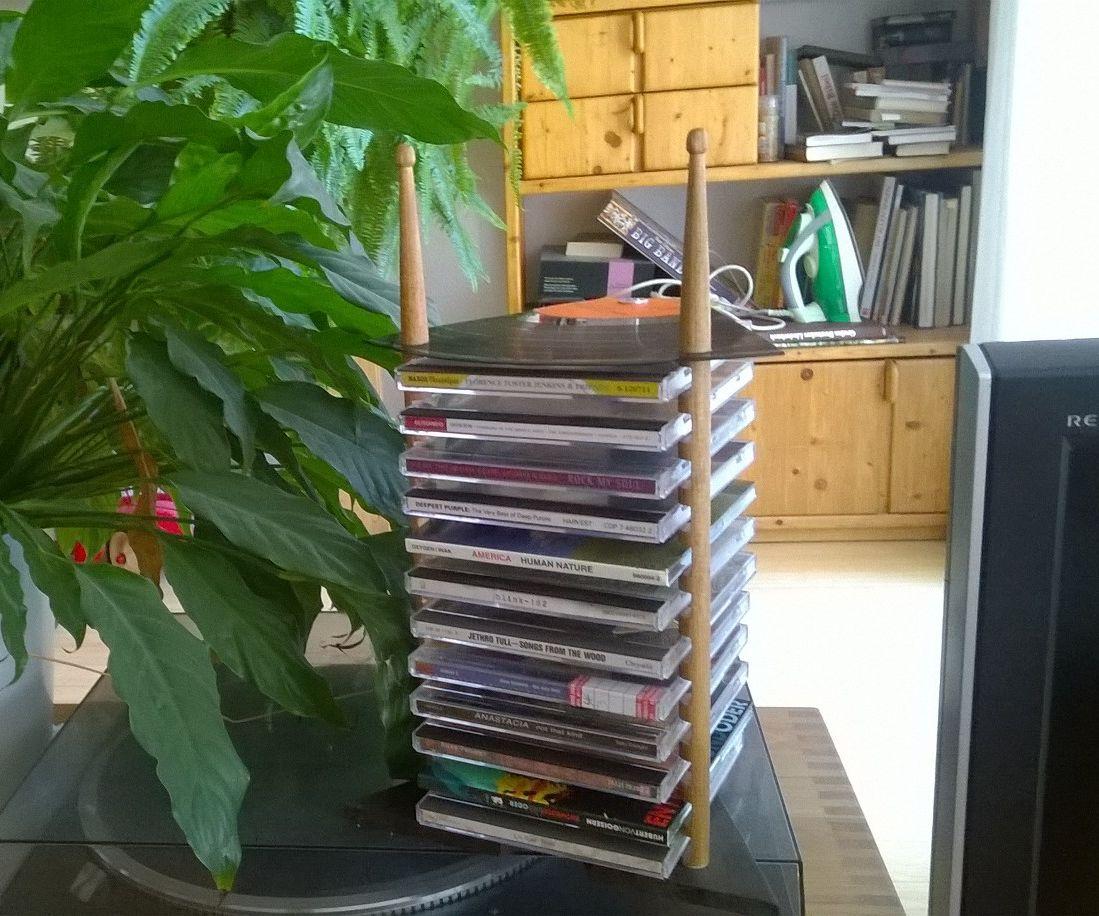 Musican Cd Rack