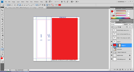 Design Your Custom J-card Insert!