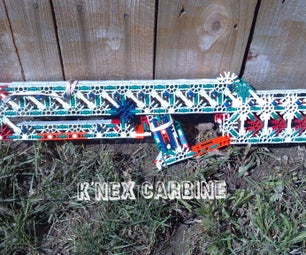 Knex Carbine: Judgement + Instructions