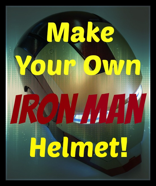 3D Printed Iron Man Movable Helmet (Level - Easy) Vote!^^