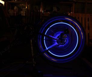 Mini Jack 3.5 Based Wheel Lightning DIY