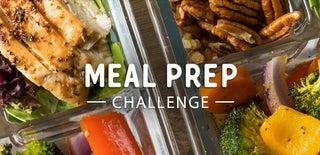 Meal Prep Challenge