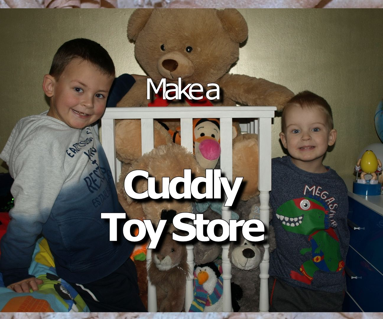 Make a Cuddly Toy Store