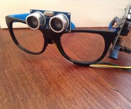Ultrasonic Aid: an Aid Using an Ultrasonic Sensor for the Visually Impaired