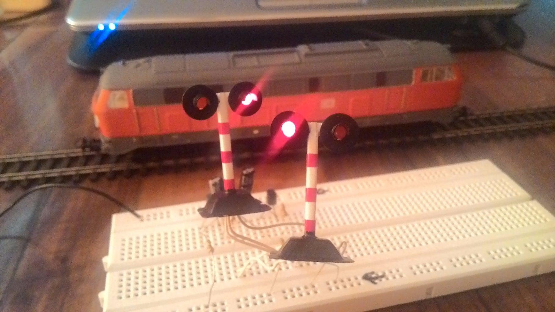 Railroad Lights