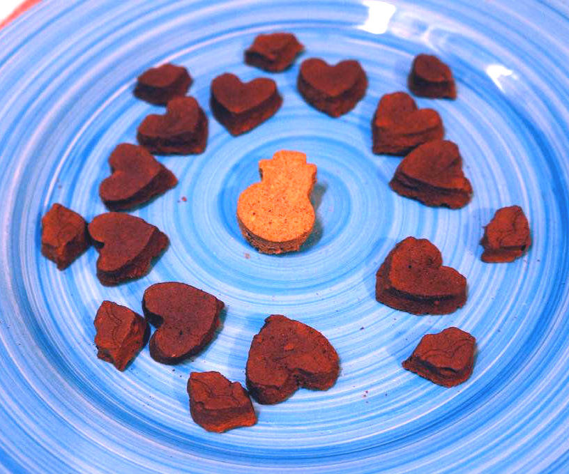 Healthy Treats for your Dog or Cat and You may have the leftovers