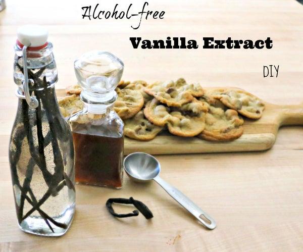 Alcohol-free Vanilla Extract