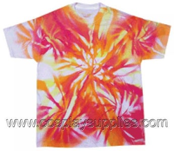 Tie-dye Effects With Simply Spray