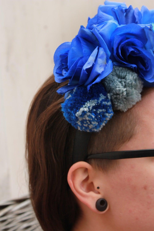 Winter Flower Crown