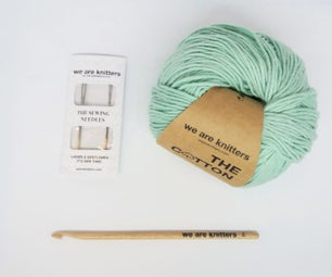 How to Seam Crochet Pieces Together With a Tapestry Needle