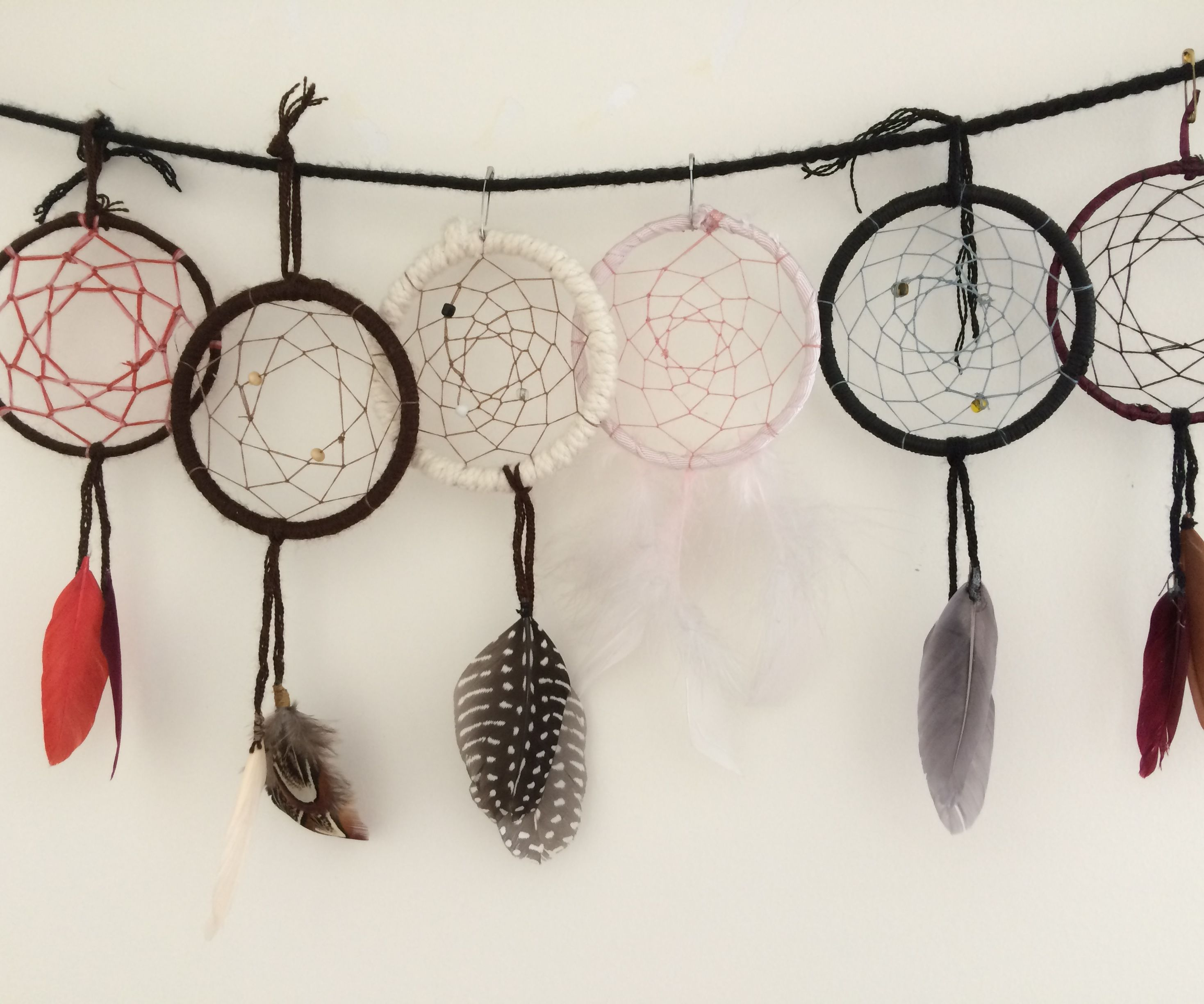 How to make a Dreamcatcher!!