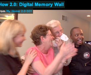How 2.0: Digital Memory Wall