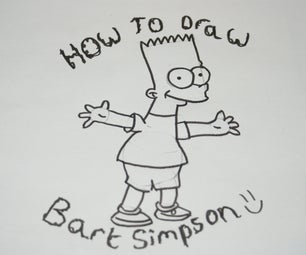 How to Draw: Bart Simpson