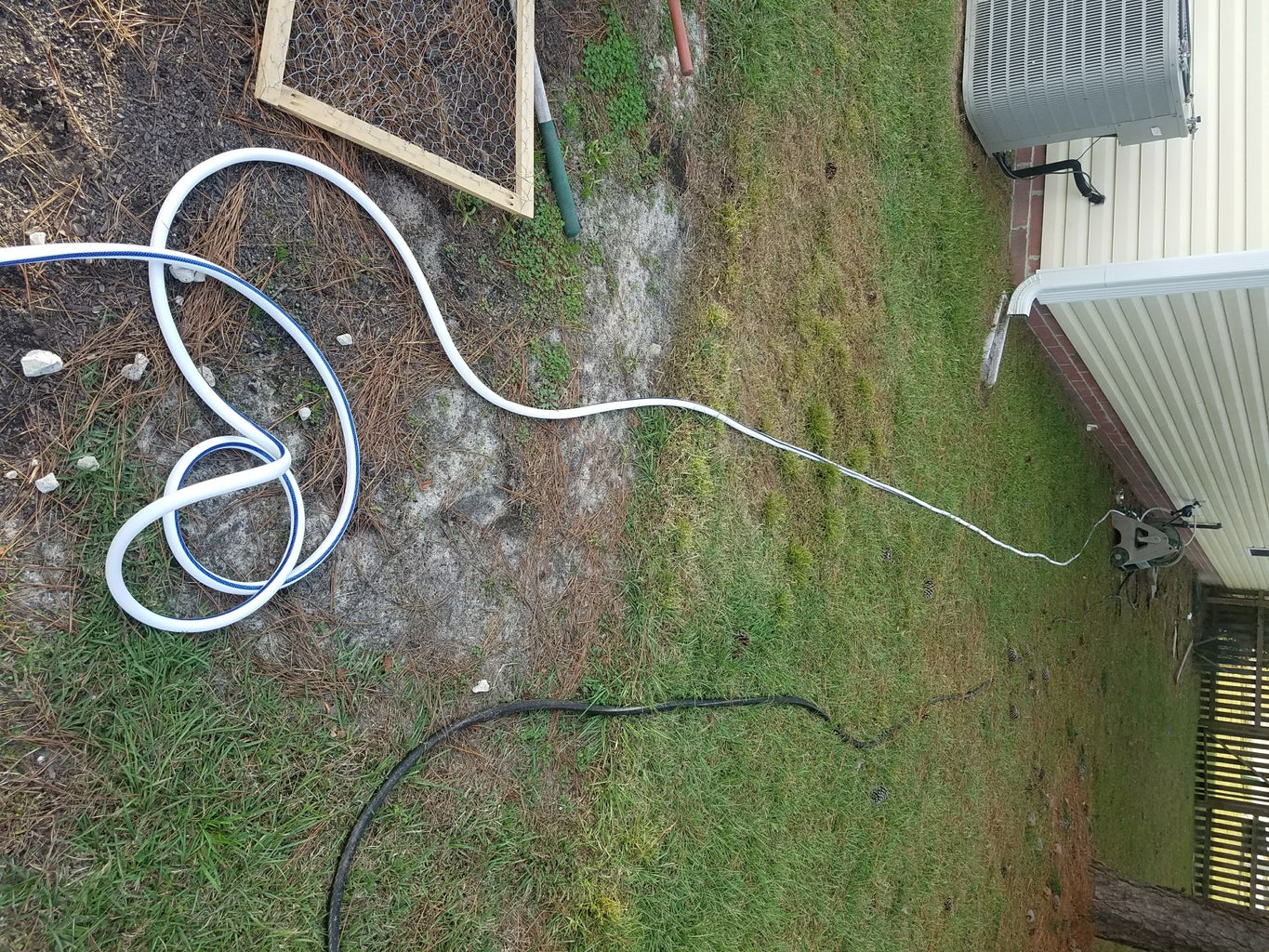Irrigation and Weather Proofing