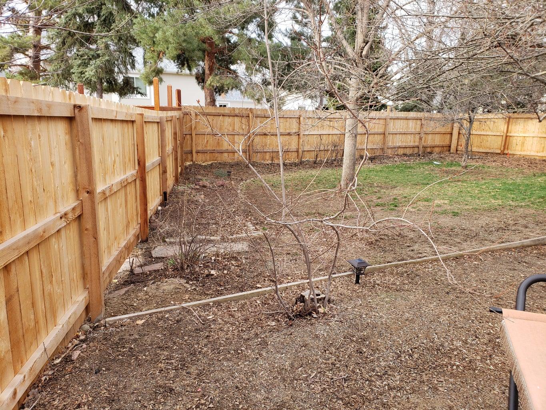 Replacing Fencing