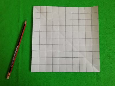 Making 100 Small Squares