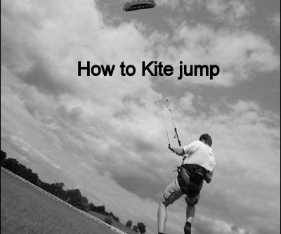 HOW TO KITE JUMP