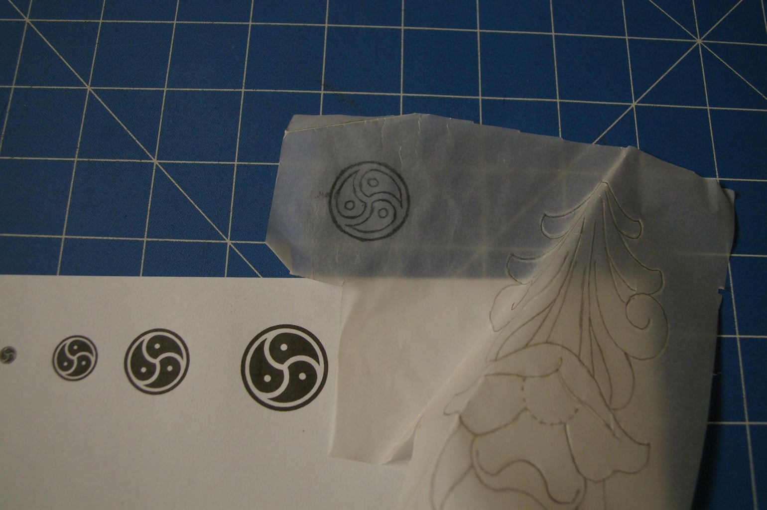 Stencils and Tracing Tools