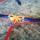 Small and Powerful Knex Bow