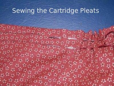Cartridge Pleating