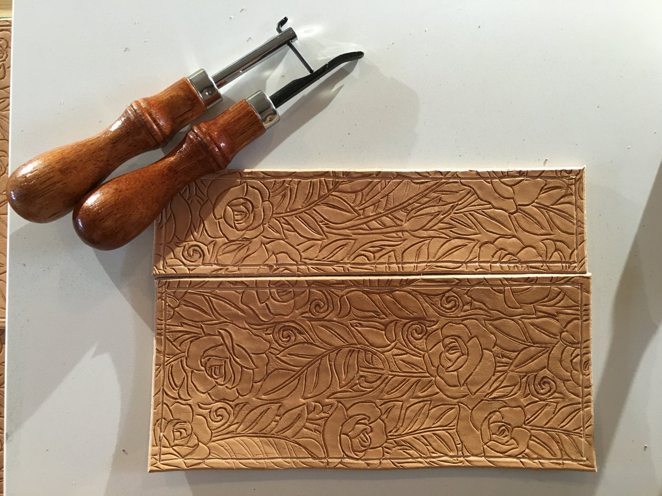 Edges and Stitch Lines